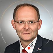 - Michael Watterrott Vorstandsvorsitzender des DRK Kreisverbandes Mühlhausen, Thüringen<br>